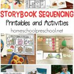 10 Story Sequencing Cards Printable Activities For Preschoolers | Free Printable Sequencing Cards