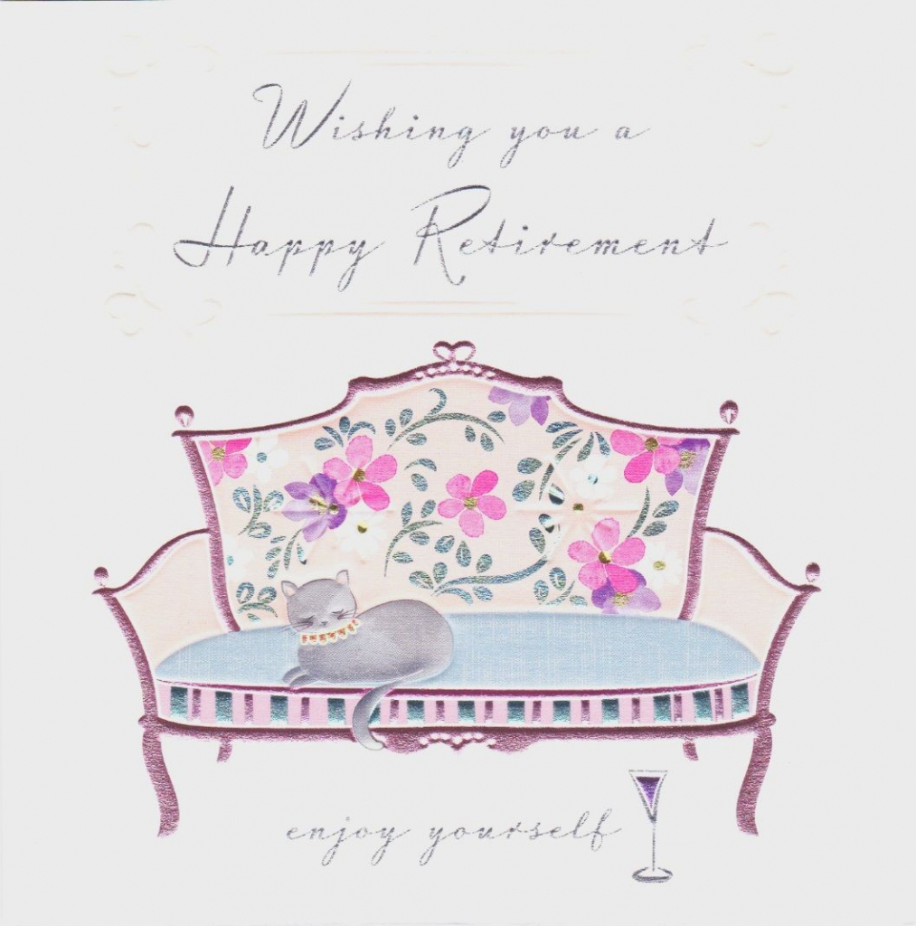 12 Beautiful Printable Retirement Cards | Kittybabylove | Free Printable Retirement Cards