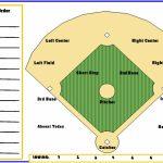 12 Softball Lineup Template Within Softball Lineup Template   Printable Softball Lineup Cards