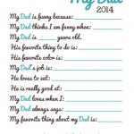 15 Of The Best Free Father's Day Printables   Cool Mom Picks | Fathers Day Printable Cards