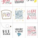 17 Free Printable Valentine Greeting Cards | Valentine's Inspiration | Printable Valentines Day Cards