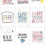 17 Free Printable Valentine Greeting Cards | Valentine's Inspiration | Printable Valentines Day Cards For Husband
