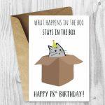 18Th Birthday Printable Cards Funny 18Th Birthday Cards | Etsy | Funny 18Th Birthday Cards Printable