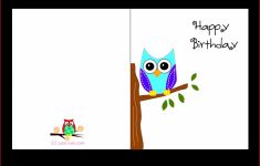 19 Unique Printable Birthday Cards For Brother : Lenq | Happy Birthday Brother Cards Printable
