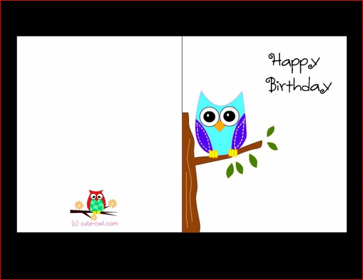 Happy Birthday Brother Cards Printable