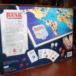 1998 Risk Board Game   The Game Of Global Domination   Military | Risk Secret Mission Cards Printable