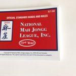 2010 National Mah Jongg League Card | Mahjong Cards Printable 2017
