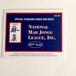 2017 National Mah Jongg League Card Lg. Print | Mahjong Cards Printable 2017