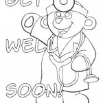 24 Comforting Printable Get Well Cards | Kittybabylove | Free Printable Get Well Cards To Color