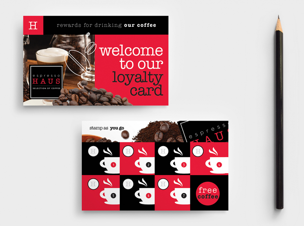 28 Free And Paid Punch Card Templates & Examples | Free Printable Loyalty Card Template
