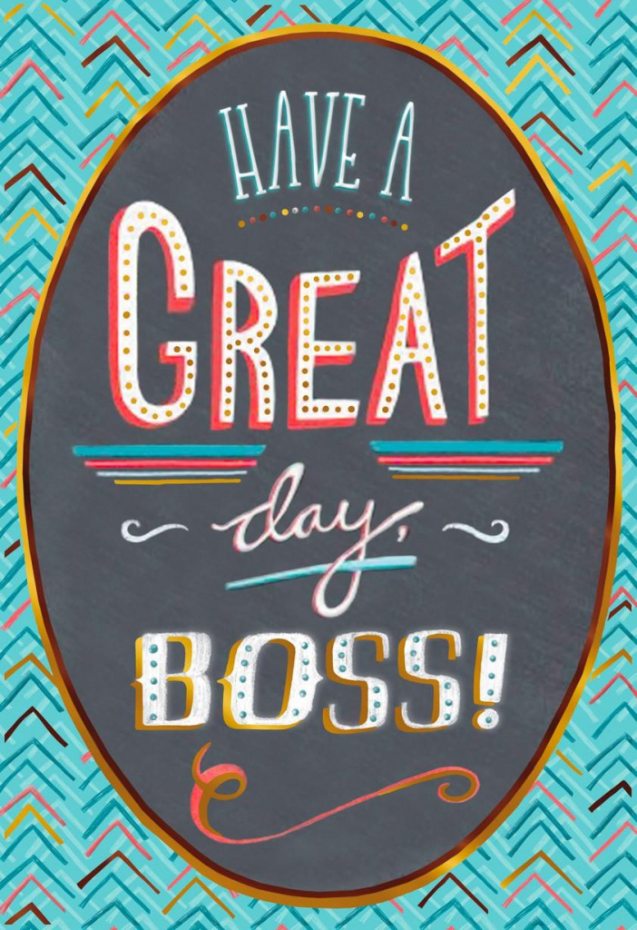 28 Great Boss's Day Cards | Kittybabylove | Boss's Day Printable Cards