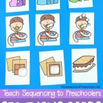 3 Step Sequencing Cards Free Printables For Preschoolers | Free | Free Printable Sequencing Cards For Preschool