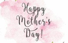 30 Cute Free Printable Mothers Day Cards – Mom Cards You Can Print | Free Printable Mothers Day Cards