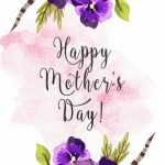 30 Cute Free Printable Mothers Day Cards   Mom Cards You Can Print | Printable Mom's Day Cards