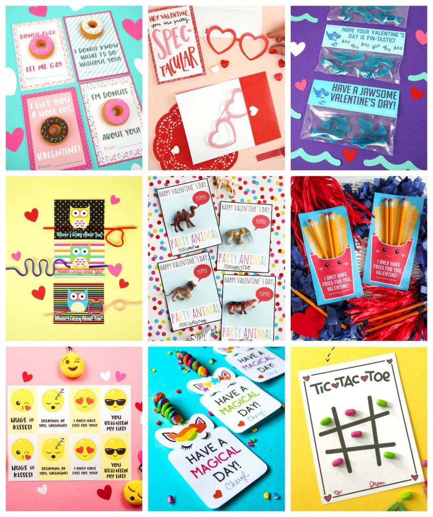 30+ Free Printable Valentine Cards - Happiness Is Homemade | Printable French Valentines Cards