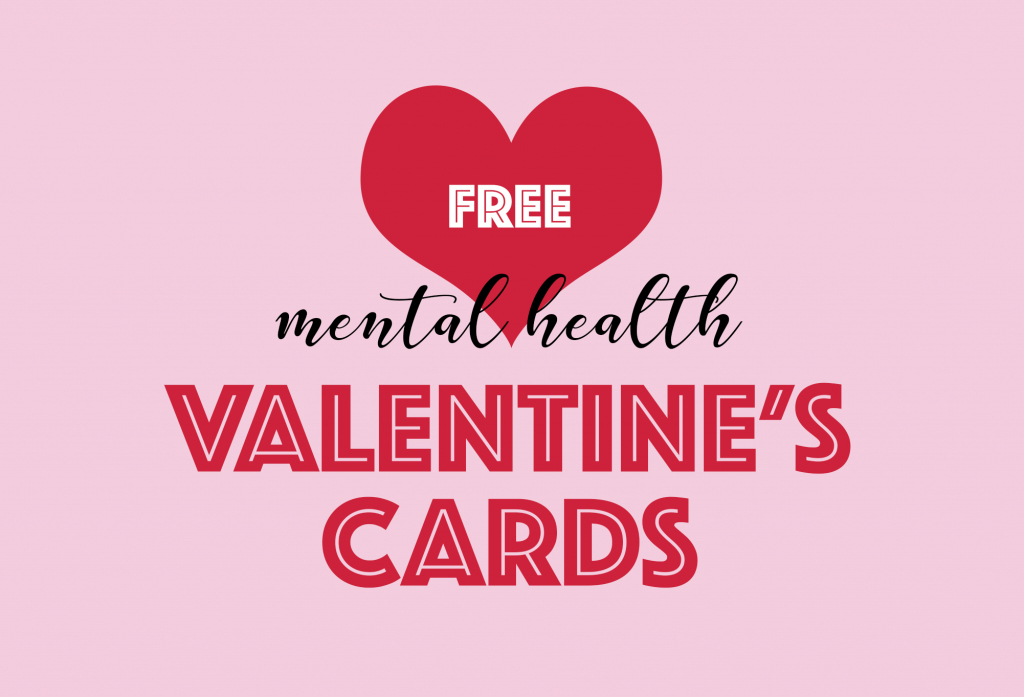 4 Free Printable Valentine's Cards To Show You Care About Someone | Boss Day Cards Free Printable