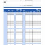 40 Free Timesheet / Time Card Templates ᐅ Template Lab | Free Printable Time Cards