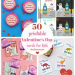 50 Free Printable Valentine's Day Cards | Make Your Own Printable Valentines Card