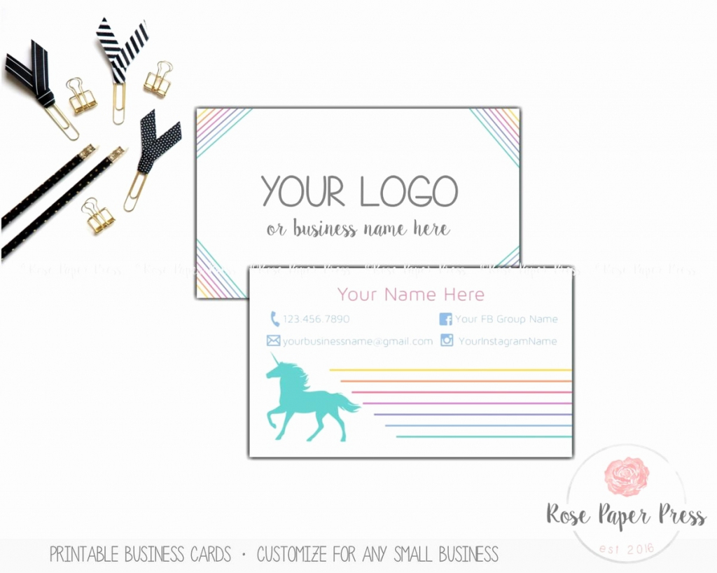 50 Lovely Make Your Own Business Cards Online Free Printable | Make Your Own Printable Card