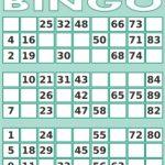 75 Number Bingo Card Generator | Print   2019 02 08 | Free Printable Bingo Cards Random Numbers