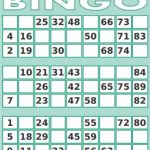 75 Number Bingo Card Generator | Print   2019 02 08 | Printable Bingo Cards 1 75