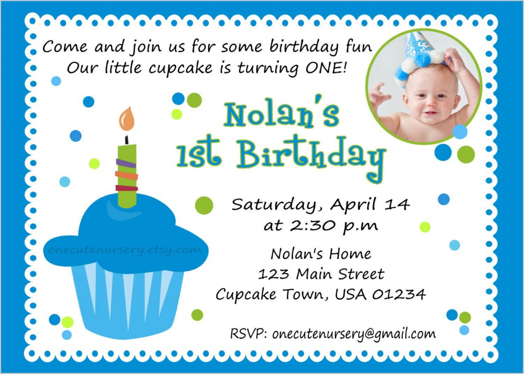 7Th Birthday Invitation Wording Boy | Birthday Invitations Template | 7Th Birthday Card Printable