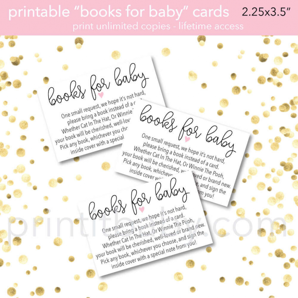 "9 ""bring A Book Instead Of A Card"" Baby Shower Invitation Ideas 