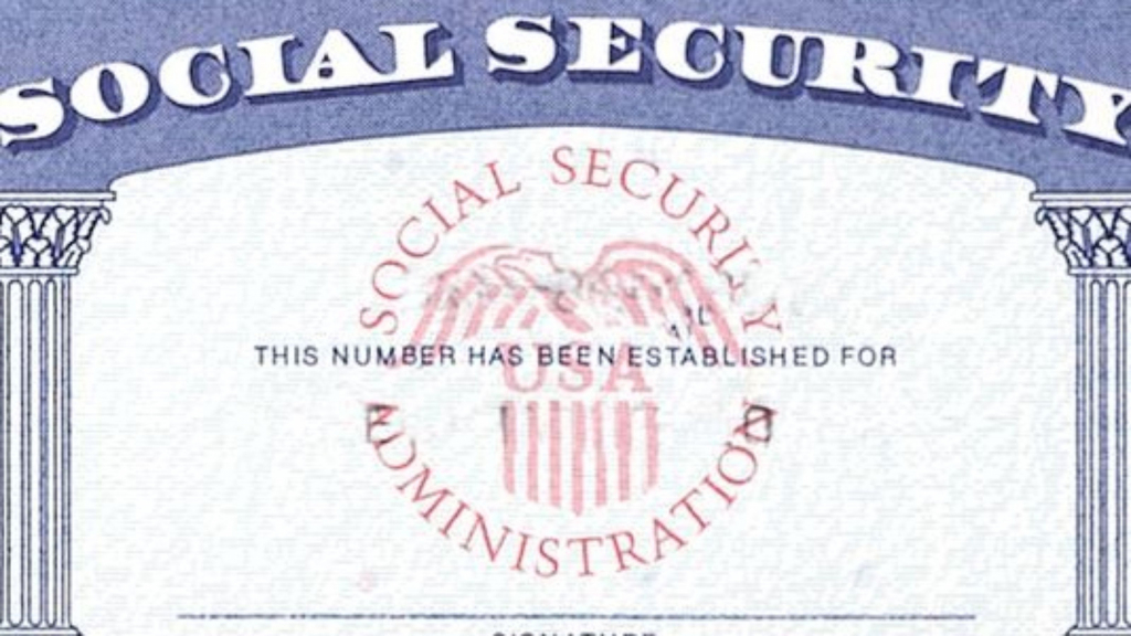 9 Psd Social Security Cards Printable Images - Social Security Card | Printable Social Security Card Template