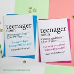 95+ Birthday Card For Teenager Boy   Teenage Boy Birthday Card | Printable Birthday Cards For Teenage Guys
