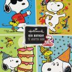 98+ Snoopy Birthday Ecards Free   Snoopy Greeting Cards Hallmark | Snoopy Printable Birthday Cards