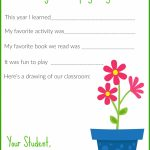 A Thank You Letter For Teachers {Free Printable}   The Chirping Moms | Thank You Card To Teacher Printable