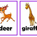 Animal Flash Card Worksheet   Free Esl Printable Worksheets Made | Animal Snap Cards Printable