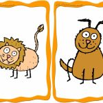 Animal Flashcards   15 Free Printable Flashcards | Animal Snap Cards Printable