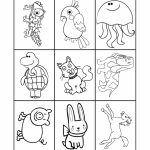 Animal Match Up Card Game | | Animal Matching Cards Printable