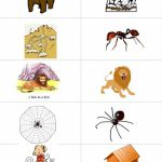 Animals And Their Habitat Memory Flashcards Worksheet – Free Esl | Free Printable Farm Animal Flash Cards