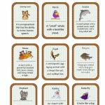 Animals Card Game Worksheet   Free Esl Printable Worksheets Made | Esl Card Games Printable