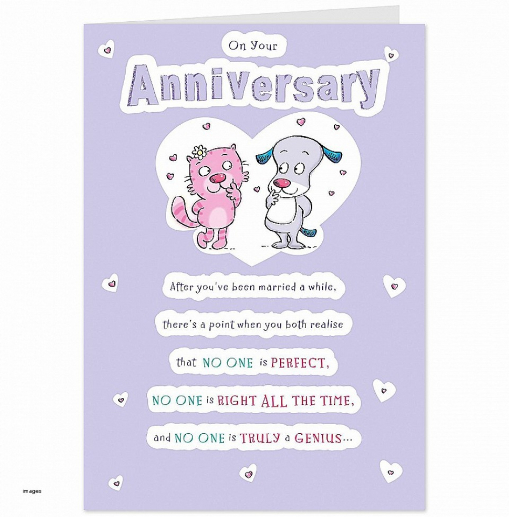 Anniversary Card Saying Unique Awesome Free Printable Hallmark | Free Printable Hallmark Cards