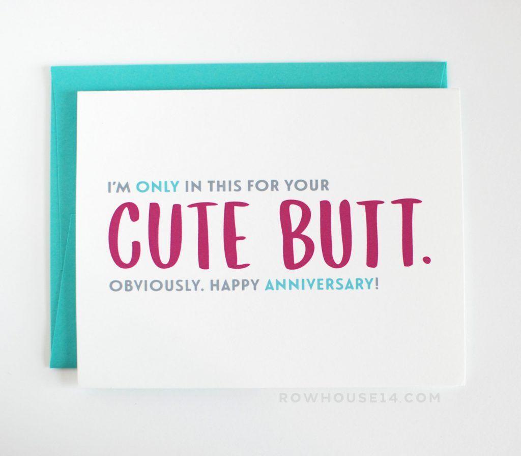 Anniversary. Free Printable Funny Anniversary Cards Design Template | Free Funny Printable Cards