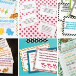 Awesome Scavenger Hunt Ideas For All Ages   Play Party Plan | Treasure Hunt Printable Clue Cards