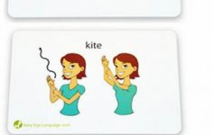 Baby Sign Language Flash Cards Printable