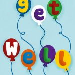 Balloons   Get Well Soon Card (Free) | Greetings Island | Get Well Soon Card Printable