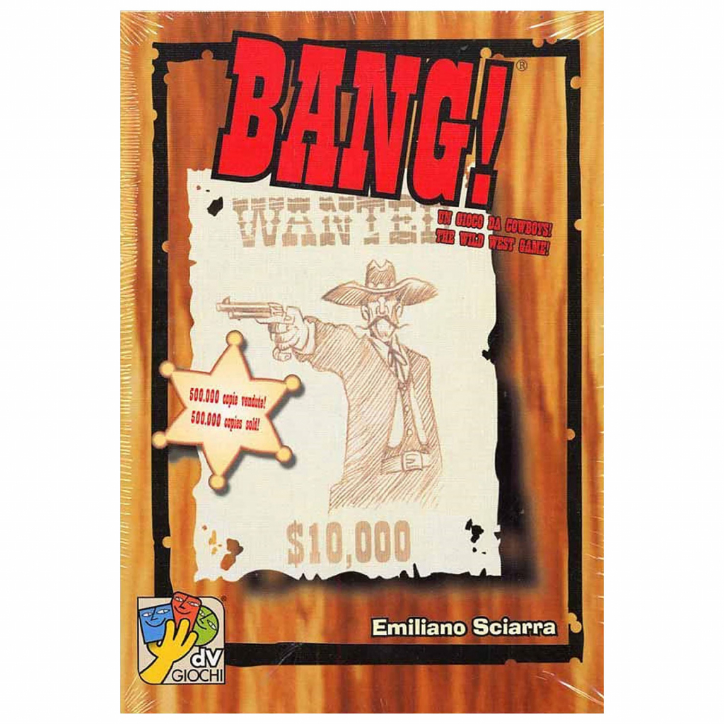 Bang!: The Wild West Card Game - English : Card Games - Best Buy Canada   Bang Card Game Printable