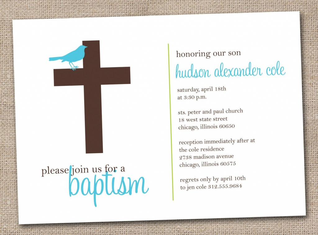 Baptism Invitations | Free Printable Christening Invitations Cards | Free Printable Baptism Greeting Cards