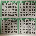 Best Photos Of Bingo Cards 2 Per Page   Bingo Cards 4 Per Page | Printable Bingo Cards 2 Per Page