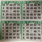Best Photos Of Bingo Cards 2 Per Page   Bingo Cards 4 Per Page   Printable Bingo Cards 2 Per Page