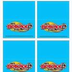 Beyblade: Free Printable Kit. | Bey Blade In 2019 | Boy Birthday | Beyblade Birthday Card Printable