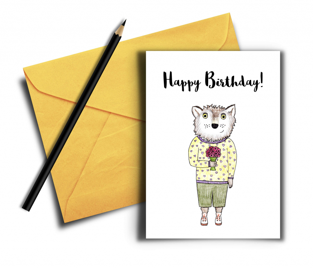 Birthday Card For Her, Funny Birthday Card, Printable Card, Digital | Printable Romantic Birthday Cards For Her