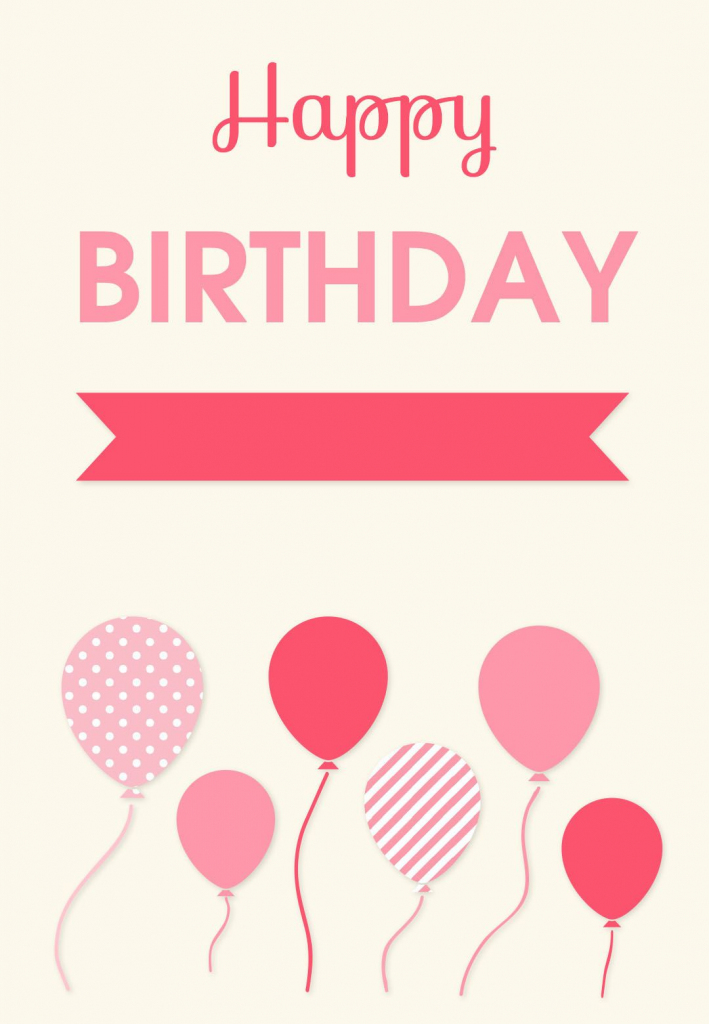 Birthday #card Free Printables - 100's To Choose From! Click To | Free Printable Greeting Cards For All Occasions