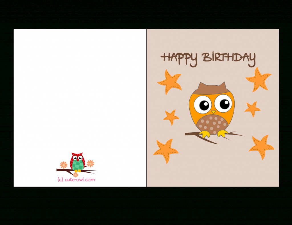Birthday Cards For Printable - Kleo.bergdorfbib.co | Free Online Printable Birthday Cards