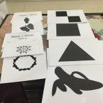 Black And White Flashcards – Glenn Doman Visual Stimulation | Glenn Doman Flash Cards Printable